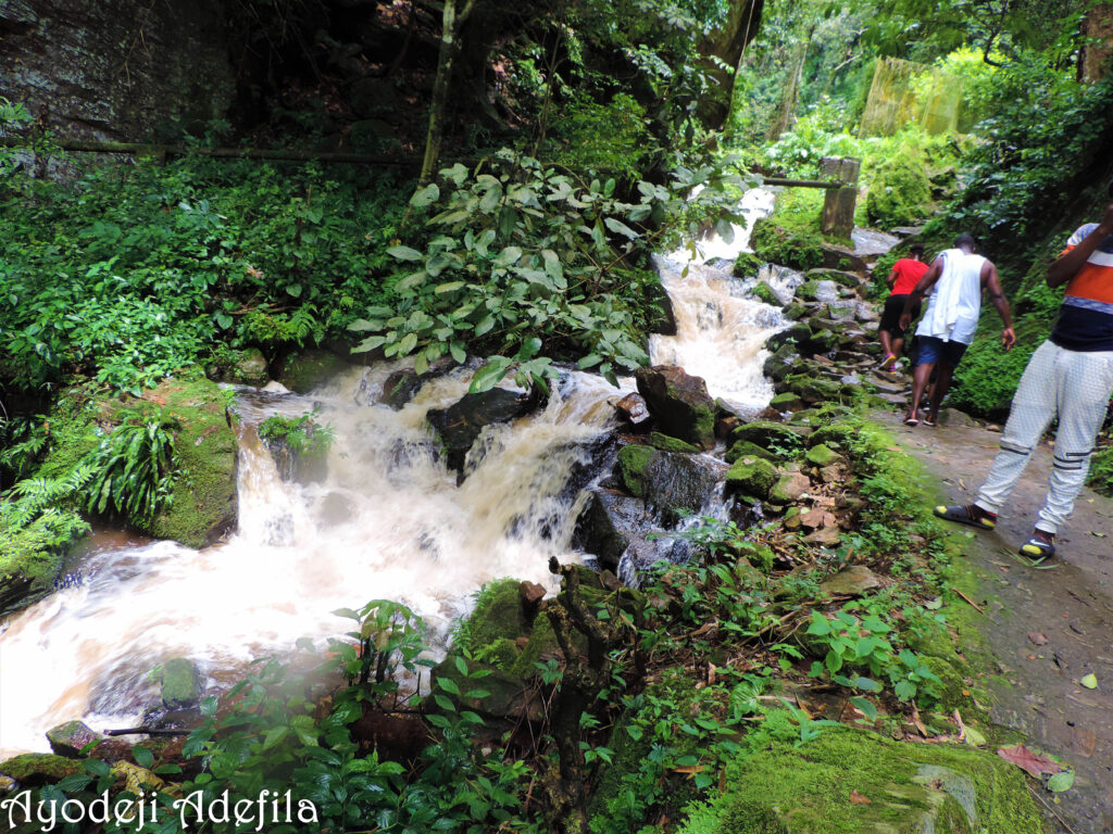 #RoadTrip: Olumirin Waterfall